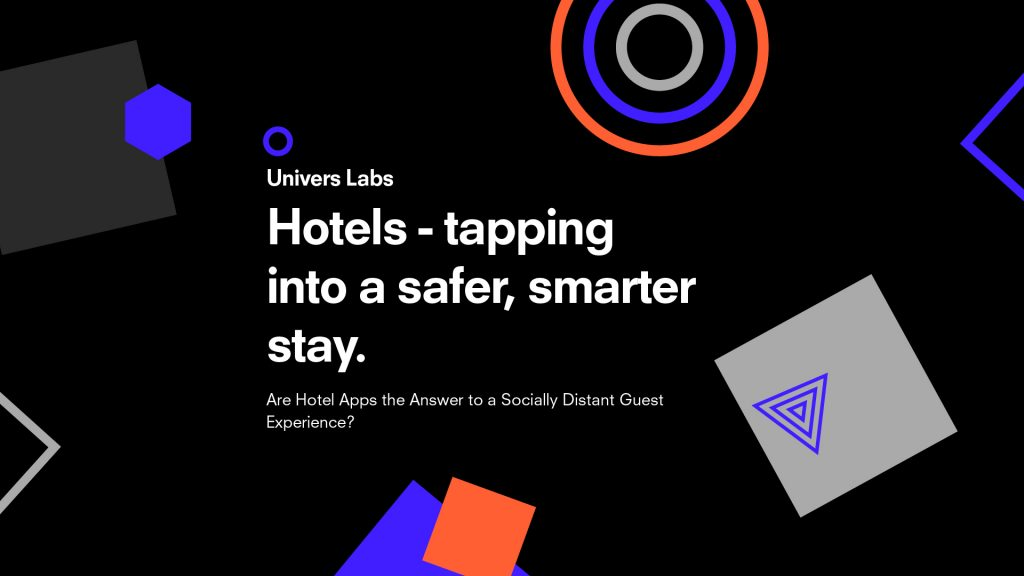 Image for Hotels – Tapping into a Safer, Smarter Stay
